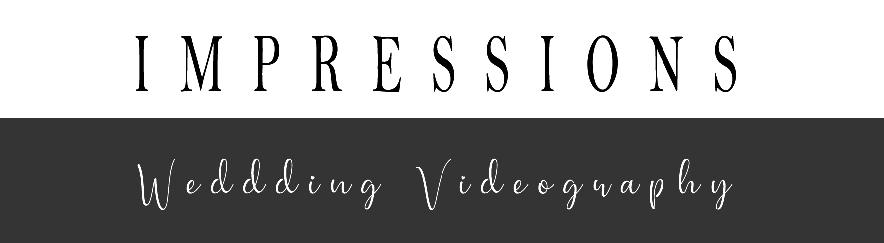 Impressions Wedding Video
